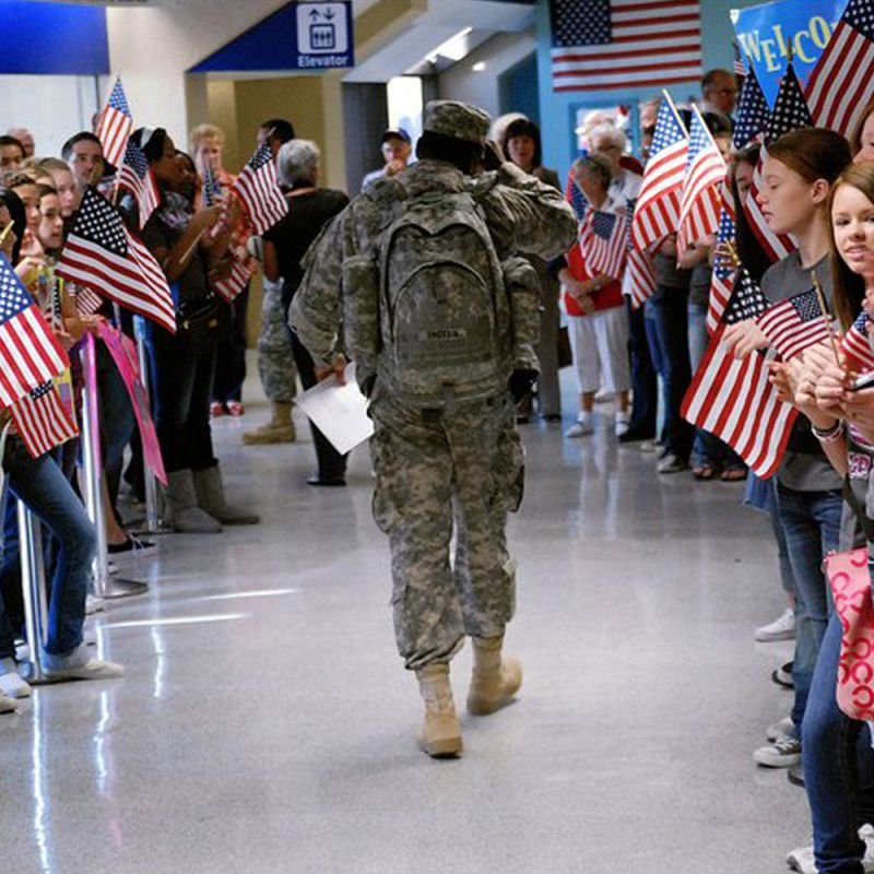 Welcome a Hero Home