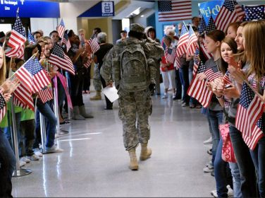 image of Welcome a Hero Home